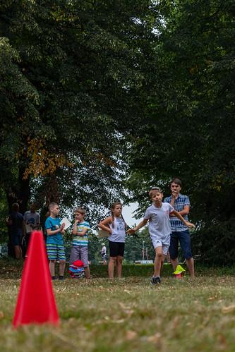 Półkolonia MDK 2018, V Turnus, Dzień Sportu-3