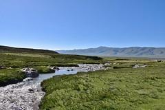 Scene along the road from Lake Namtso back to Lhasa (1) (Prof. Mortel) Tags: tibet lake namtso