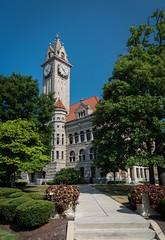 Wood County Courthouse (daveding67) Tags: ohiocourthouseproject ohio oh courthouse county court bowling green woodcounty