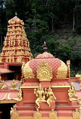Indian temple (MelindaChan ^..^) Tags: srilanka 斯里蘭卡 indian temple worship culture life pray religion chanmelmel mel melinda melindachan