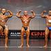 Bodybuilding Heavyweight 2nd Majka 1st Cowie 3rd Abulfathi