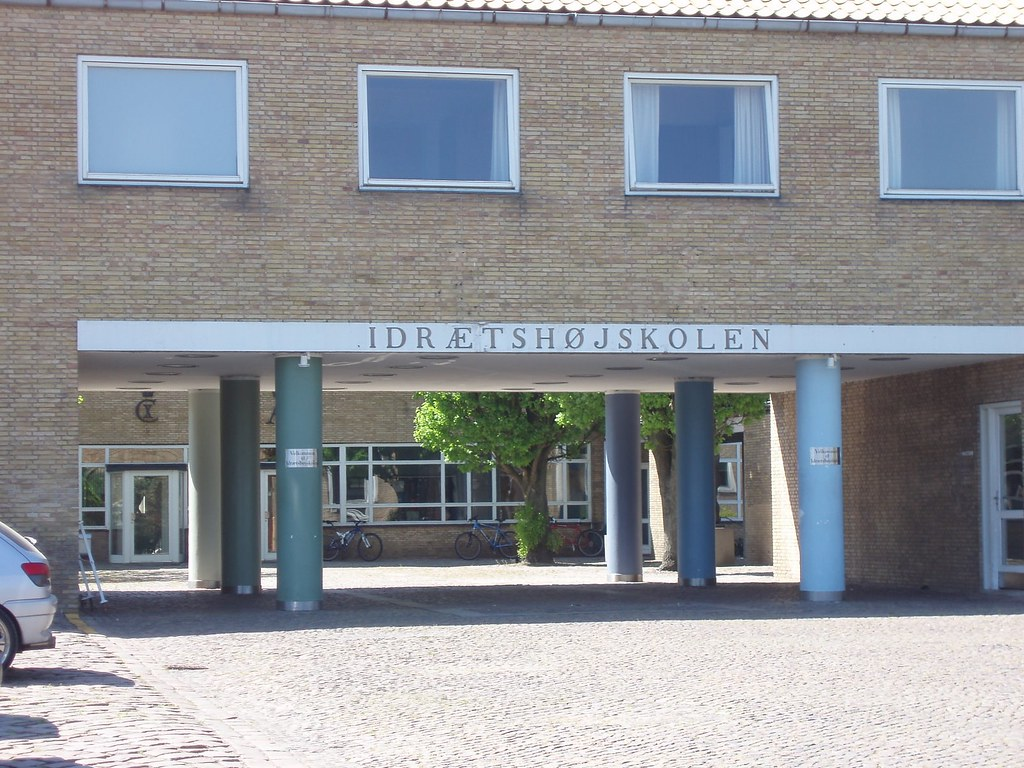 Dansesal i Sønderborg 2008