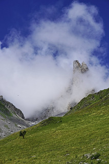 Senda de Camille - Day 1 - Ansabère, Lescun, Pyrénées, France