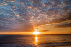 Etang Salé (warmith) Tags: reunionisland laréunion réunion plage beach sunset warmith sonyalpha7 alpha7 a7 pentaxsmcfa28mmf28 nuages clouds ocean indianocean océanindien etangsalé poselongue longexposure