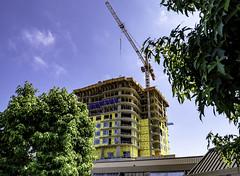 Looks like Lego (Tony Tomlin) Tags: whiterockbc britishcolumbia canada southsurrey construction cranes