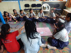 Shooting Star (rukmini_foundation) Tags: herstory empowerment education girlseducation momsclub nepal globalglow communityempowerment community development