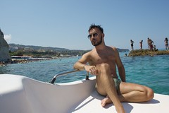 SeaTropea-Italy (Cristian Ferraro) Tags: costadeglidei travel outdoor vibovalenta tropea sea boat malebody man calabria
