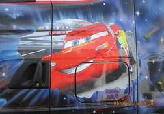 95 Car - Lightning McQueen (glchutchison) Tags: truckfest scotland trucks lightning mcqueen