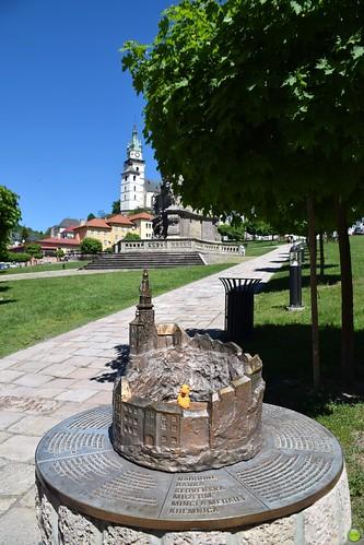 Ducky in Kremnica