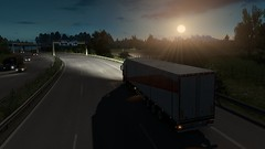 Testing ETS2 1.32 Open Beta (Fab5001) Tags: ets2 132 open beta iveco stralis hiway moving floor trailer eurotrucksimulator2