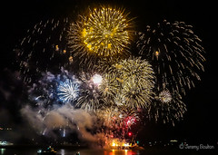 National Fireworks Championships 2018 (JKmedia) Tags: boultonphotography nationalfireworkschampionships 2018 aug plymouth devon uk hoe firework colourful night pyrotechnics explosion display 15challengeswinner