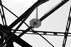 DMAFR Day 4 (1) (momentspause) Tags: roadtrip bridge canon5dmkiii canonef50mmf18 niftyfifty blackandwhite bw blackandwhitephotography lines illinois mississippiriver