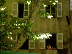 108168 (CHEN_Zheng) Tags: street windows color tree green aixenprovence ruili