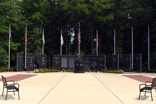 Gwinnett Fallen Heroes Memorial