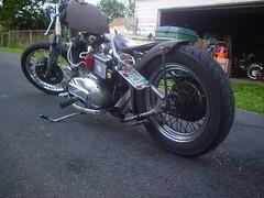 BXL Side (novabeatnik) Tags: bike cafe chopper rat harley rod caferacer greaser bobber