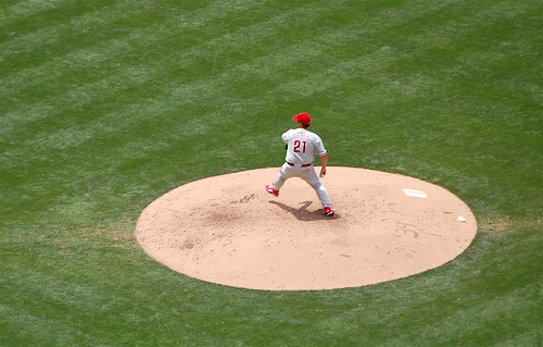 Phillies V. Padres in San Diego:  Pitching