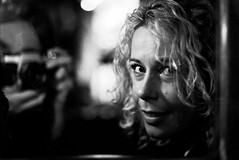 Ingrid (Dr Karanka) Tags: portrait blackandwhite film mirror cardiff push 400asa 800asa bokehphotooftheday bokehsoniceaugust bokehsoniceaugust11 asahipentaxsp2 fds24hdrkaranka