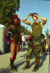 Lucca2005 - Cammy e Guile ~ Street Fighter