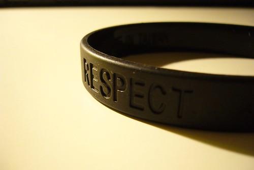 respect by soooosh.