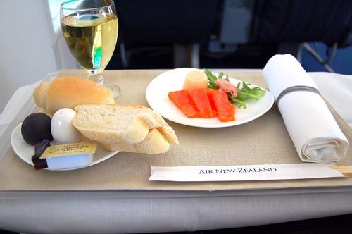 Air NZ AKL-->NRT C class