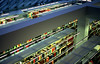 books books books (nickwiesner) Tags: seattle film public fuji library slide books velvia linear