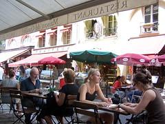 Paris-cafenea Saint Germaine