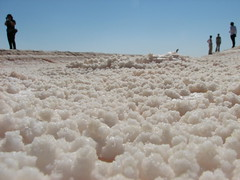like walking on the clouds (laeli) Tags: africa white lake canon lago crystals tunisia sale salt faves bianco chotteldjerid powershots2is top30 cristalli