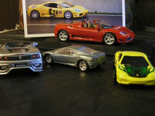Ferrari 360: A Mess of Modenas!