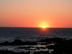 The sea, the sun and the wind (ACPinho) Tags: sunset portugal minolta lovely1 cpt matosinhos 1on1 lea thisisportugal