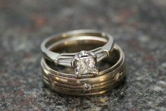 Our Wedding RIngs
