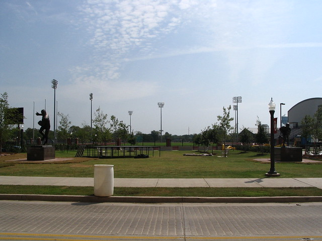 Heisman Park | Flickr - Photo Sharing!