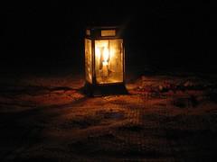 sleeping in the Sahara (neoptalidon) Tags: desert deserto lanterna luce light candle candela bagliore notturno buio penombra oscuro fiamma vetro glass ferro carpet tappeto notte night black flame