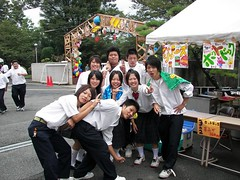 3 no 2 (chaospiral) Tags: school students festival japan high culture oyodo genki koukou naraken