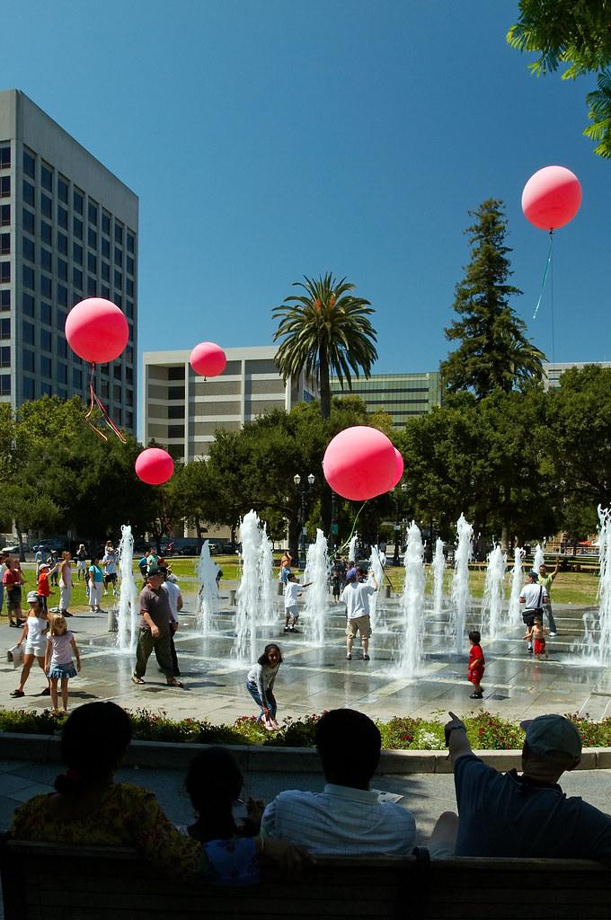 Cesar Chavez 99 Luftballoons