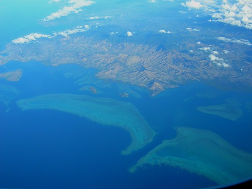 Fiji from the Window Seat