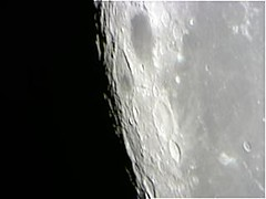 Moon Detail 07 09 2006 (Frank Ryan Astrophotography) Tags: moon astrophotography etx irishastronomy