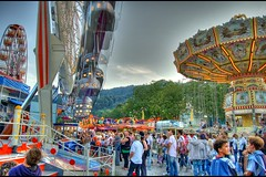 chilbi no.3 (Toni_V) Tags: d50 switzerland cool europe fairground zurich funfair hdr 1855mmf3556g chilbi photomatix knabenschiessen 3exp toniv freehandhdr toniv
