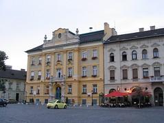 Budapest - Fö Ter, Óbuda