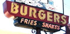 Burgers, etc.