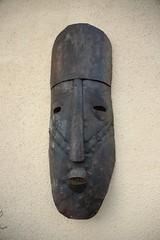 African Mask (graeme_newcomb) Tags: mask african maseru