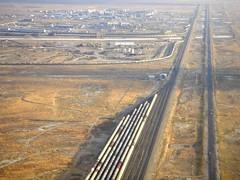 Tengiz oilfield (marusia) Tags: west asia europe gas east oil centralasia kazakhstan kazakh oilfield atyrau tengiz oilcapital
