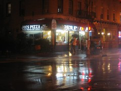 Night Shot / Windsor Terrace / Brooklyn NY (Betty Blade) Tags: nyc newyorkcity newyork architecture brooklyn reflections streetscene neighborhood pizza nostalgia bklyn gothamist 11215 nuevayork prospectparkwest joespizza brooklynny thebigapple nomdeplume rainynight kingscounty ilovenewyork brooklynnyc brooklynarchitecture brooklynnewyork brooklynusa gowanuslounge contemporaryculture bklynnyc boroughofbrooklyn holynameparish bettyblade bettybladewashere hotsliceonacoldrainynight reflectionsonasliceoflife profoundutterance randomdosages