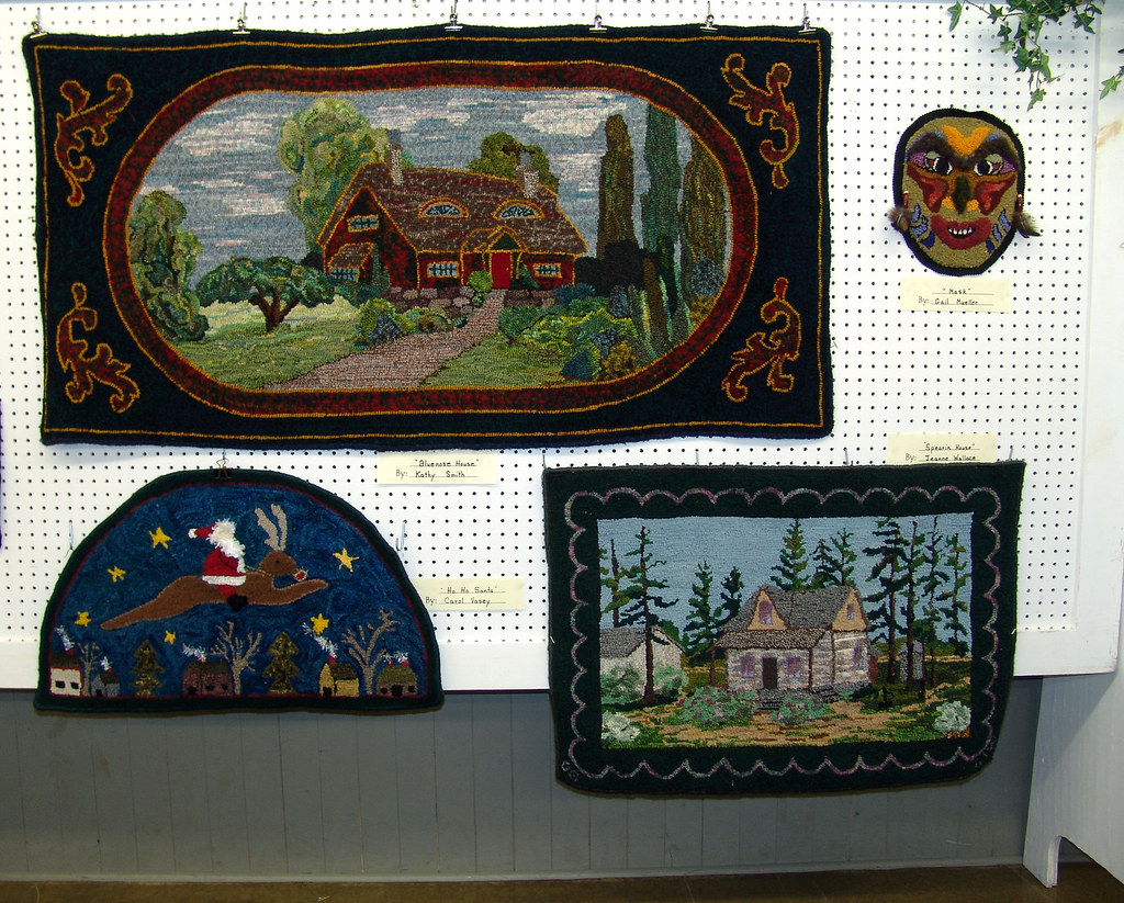 Simcoe County Museum Quilt Rug & Craft Fair