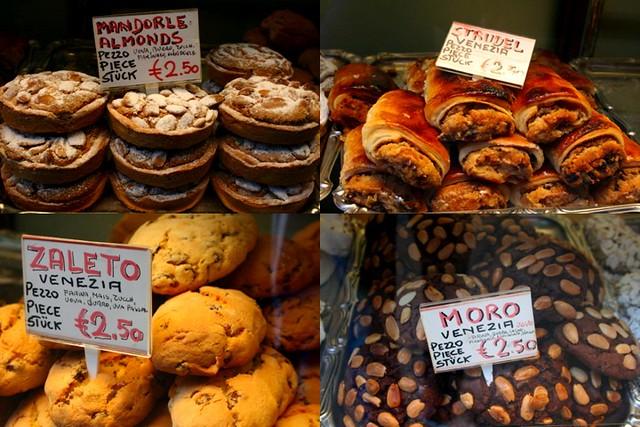 Venetian Pastry