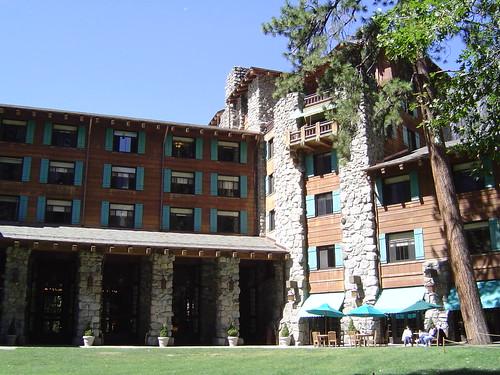 ahwahnee hotel