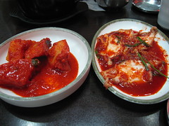 Korean Food (jasonkrw) Tags: red food korea seoul spicy kimchi southkorea koreanfood spicyfood