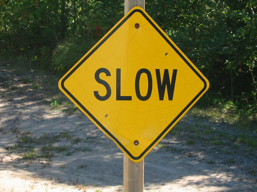 Slow by Ann Douglas, on Flickr