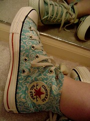 A girl can never have too many... (*April*) Tags: shoes converse chucks chucktaylors