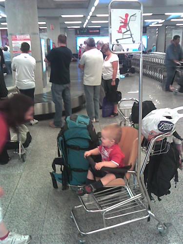 Precious luggage!