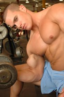 Biceps and Pecs